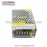 工場価格AC DC 12V1a 2A 24V1a 12W 24W CCTVの電源25Wのユニバーサル切換えの電源LEDドライバー