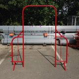 Barrera de tránsito de seguridad en carretera de acero pesado