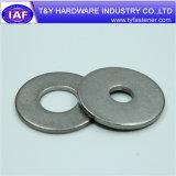 Rondelle plate de l'acier inoxydable de DIN125 DIN9021 (SS304 SS316)