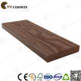 Revestimento contínuo composto plástico de madeira