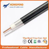 En el exterior del cable Trunk cable coaxial RG320