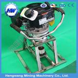 Machine de plate-forme de forage témoin de faisceau d'essence