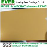 Rivestimento metallico della polvere dell'oro di scintillio dello spruzzo elettrostatico