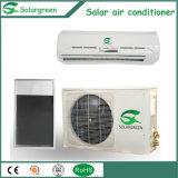 Tipo híbrido condicionador de ar ajudado psto solar do inversor
