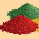 Rojo rojo del óxido de hierro del óxido de hierro de la venta directa de la fábrica para los cosméticos del color