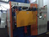 Primera hacia fuera máquina de goma vertical primero en entrar, primero en salir del moldeo a presión (KSU-300T)