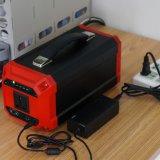 Kit de energia solar portátil leve para emergência