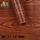 Oak/Walnut Matte pressionando a vácuo/Película de membrana de PVC de acondicionamento de perfil para armário de cozinha/Porta/painel de parede