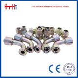 Ajustage de précision hydraulique de tuyau du carbone d'Eaton de qualité de bride normale d'acier