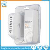 Аксессуары для мобильных ПК 5 В 8 A 7 зарядное устройство USB поездки адаптера