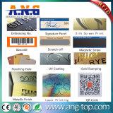 Una muestra gratis 13.56MHz RFID S50 1k Compatible Smart Card