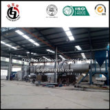 Matériel de charbon actif de groupe de GBL