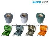 100%UV 저항 Ral7016 630g 19cm*35m PVC 지구 스크린 정원 담