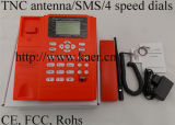 Téléphone sans fil fixe de GM/M de carte SIM de bureau (KT1000 (130))