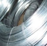 Diretamente fio galvanizado fábrica do ferro feito em China