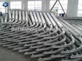 Fornitore di palo chiaro d'acciaio galvanizzato