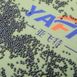 Startenmaschinen-Vorbehandlung Derusting, das hohen Hardess Stahl-Schuß verstärkt