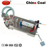 50-5000мл одного блока цилиндров жидким безалкогольный напиток пневматического заполнение таблицы машины