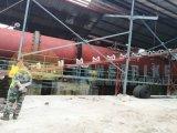 Horno rotatorio profesional del hierro de esponja de la eficacia alta para la venta