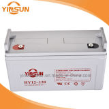 高品質UPSおよび太陽系のための再充電可能なUPS 12V120ahの鉛酸蓄電池