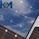 太陽電池パネルのための3.2mm堅くされた反射防止の低い鉄太陽ガラス