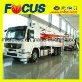 Alta qualità e buon pompa concreta dell'asta montata di servizio 37m 39m camion