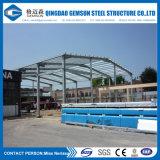 China prefabriceerde Fabriek van de Bouw van de Structuur van het Staal van de Douane de Materiële