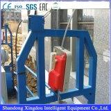 Nouveau treuil des travaux de construction en acier galvanisé de plate-forme