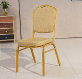 Good comodo Quality Stackable Metal Hotel Banquet Chair con Cheap Price (M-X1200)