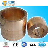 Liga de cobre 2.0966 C63000 Tubo de bronze de alumínio