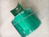 De antistatische Groene Plastic Gordijnen van de Strook