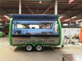 최신 판매 새로운 주문을 받아서 만들어진 이동할 수 있는 음식 손수레, 음식 밴