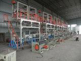 Machine de fabrication de sacs d'étanchéité automatique complète à double canal