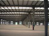 Multi Span легких стальных структуре склада (KXD-50)