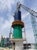 2016 Yuhong 50-200tpd Lime Vertical Shaft Kiln for Lime Production Plant Haute Efficacité thermique