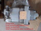 Насос с зубчатой передачей 705-52-31170 тележек сброса HD465-7 насоса масла 705-52-31170 Komatsu гидровлический