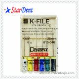 외과 의료 기기의 치과 Maillefer K 파일 계기 Dentsply
