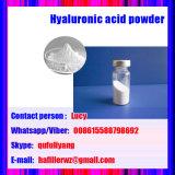 Ácido hialurónico orgánico de la naturaleza pura con el polvo