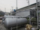 réacteur en plastique du matériel Q345 R de la pyrolyse 10ton
