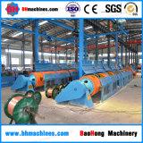 Fait dans le type machine en aluminium tubulaire de roulement de fournisseur de la Chine de toronnage