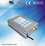 bloc d'alimentation antipluie de commutation certifié par BRI de 300W IP67 DEL pour l'Inde