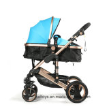 Französischer wieder geboren Baby-Schwingen-Spaziergänger 2 in 1