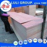 Color cereza de contrachapado de madera contrachapada de HPL enfrenta /ante el precio de HPL