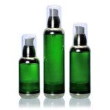 空気のないプラスチックローションポンプスプレーのびんを包む高品質白い30ml 50ml 80mlの化粧品