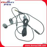 Goldstecker-Anschlusswert-Stereoohr-Kopfhörer der Handy-Zubehör-3.5mm