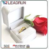 Коробка кожаный бархата качества и роскоши пластичная бумажная для Cufflinks подарка ожерелья браслета Bangle серег кольца ювелирных изделий привесных (YS30A)
