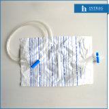 Steriler Wegwerfentwässerung-Beutel mit Torsion-Drehung-Ventil