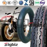 O tubo interno12 material de borracha butílica tubo interno do motociclo
