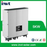 generatore solare legato griglia di monofase 5kw/5000W