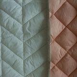 Tela llana 100% de la Abajo-Prueba del algodón para el Duvet